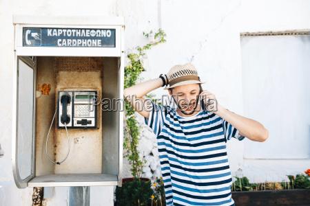 telefono pubblico cabina telefonica telefono persone
