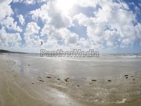 france bretagne finistere treguer beach