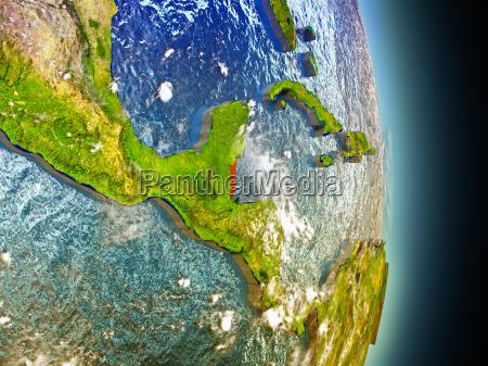 spazio scienza illustrazione satellite sudamerica paese
