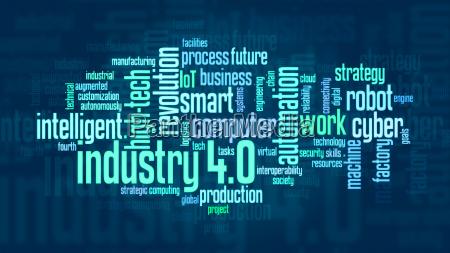 concetto di industria 40