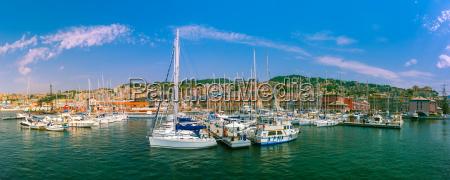 marina porto antico genova genova italia