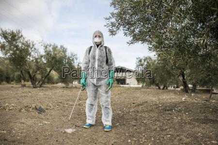 albero agricoltura spagna lavoro agricolo allaperto