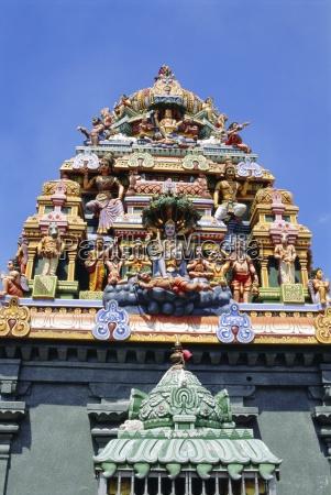 hindu temple colombo sri lanka asia