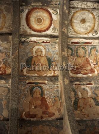 viaggio viaggiare religioso arte grotta asia