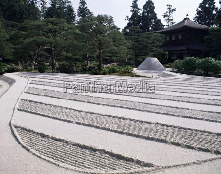 giardini in pietra zen kyoto giappone