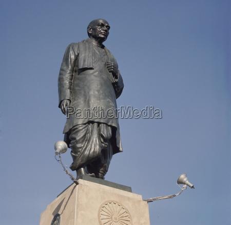 monumento a vallabhbhai patel un leader