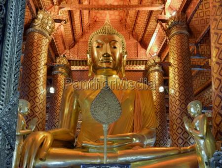 wat phanan choeng ayutthaya unesco world