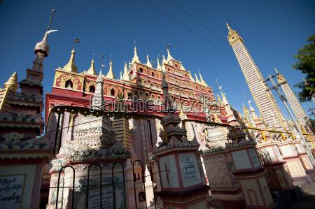 thanboddhay pagoda ha detto di tenere