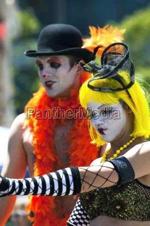 lesbiche gay bisexual transgender pride parade