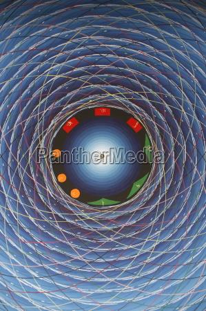 occhio cosmica tantrico kathmandu nepal asia