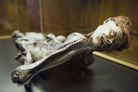 corpo conservato di 2000 anni grauballe