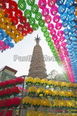 lantern decorations for festival of lights