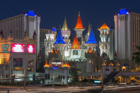 excalibur hotel and casinolas vegasnevadastati uniti