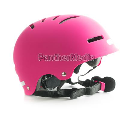 rilasciato appartato proteggere casco isolato bicicletta