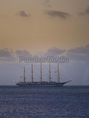 caraibi st lucia yacht a vela
