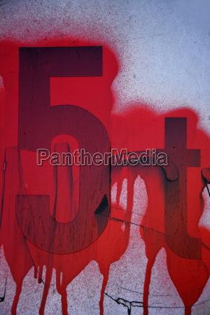 colore traffico baviera muro germania graffiti