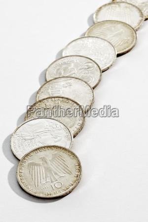 moneta finanza al coperto indoor raccolta