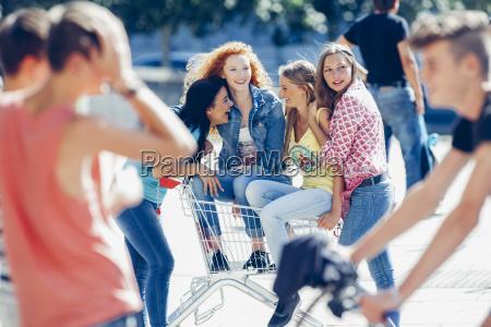 donna persone popolare uomo umano germania