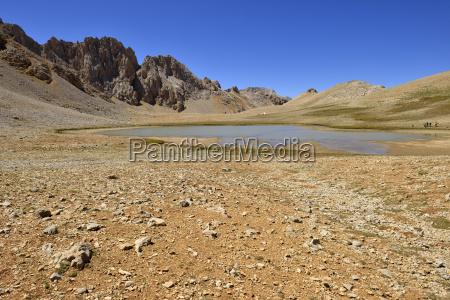 turchia montagne anti taurus parco nazionale