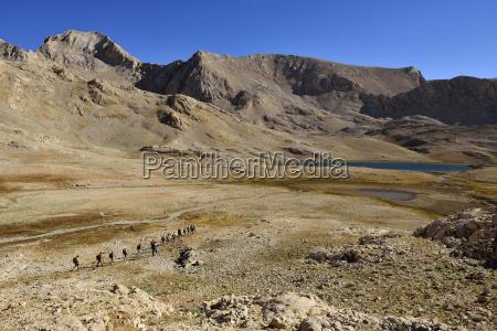turchia monti anti taurus parco nazionale