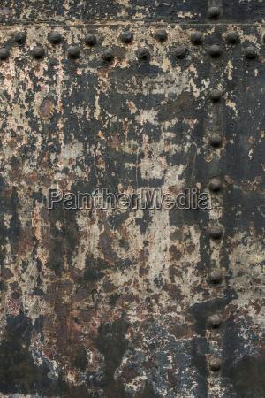 sfaldamento del colore da vecchia parete