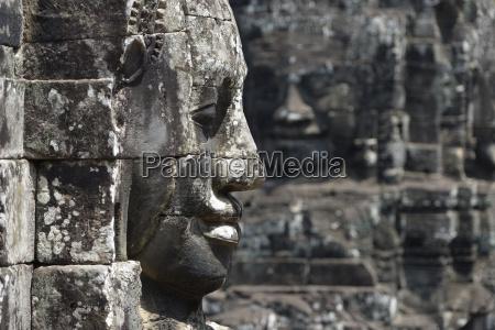 asia cambogia angkor thom la torre