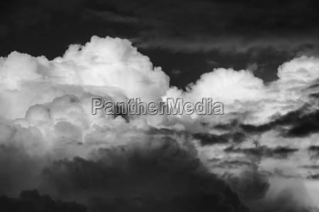 nuvola nero drammatico germania allaperto nuvoloso