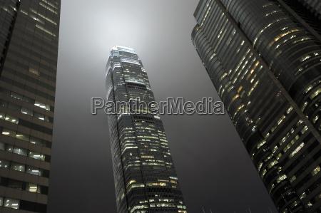 cina hong kong centro finanziario internazionale