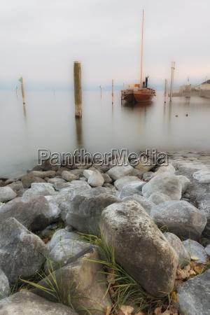 germany, , , ladine, sailing, boat, in - 21111659