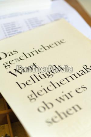 scrivere sede operativa comunicazione tipografia fotografia