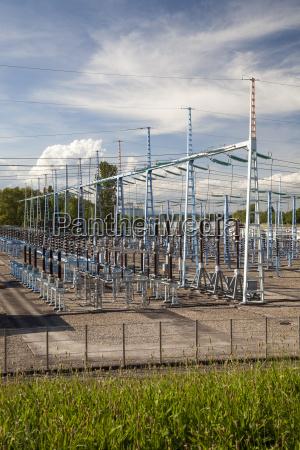 industria potenza elettricita energia elettrica francia