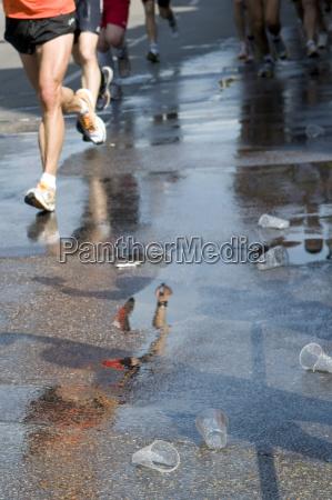 germania stoccarda maratoneti sezione bassa