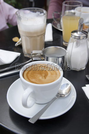 caffe bicchiere bere ristoro freschezza zucchero