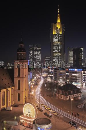germany frankfurt on the main financial