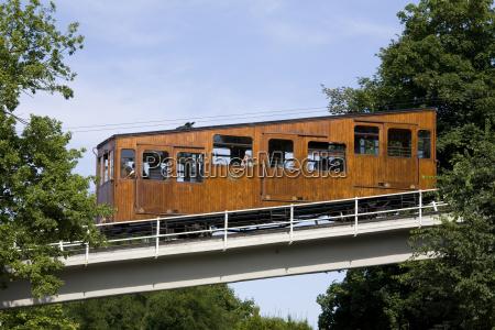 germania baden wuerttemberg stoccarda cablecar