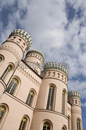 torre viaggio viaggiare nuvola europa germania