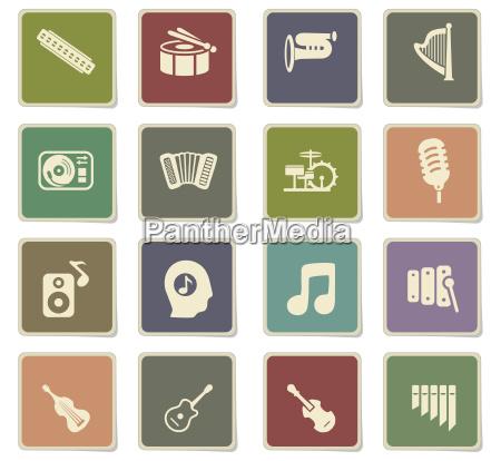 musica fisarmonica altoparlante nota chitarra corda