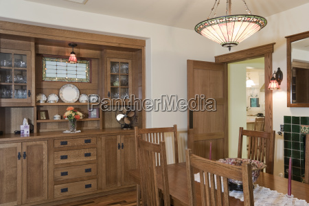 casa costruzione finestra stanza legno interno