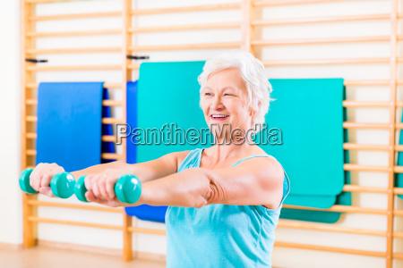 donna maggiore che fa sport di