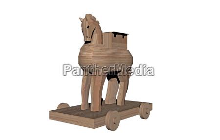 strategia cavallo antichita regali stratega