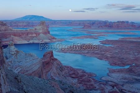roccioso nord americano scenico