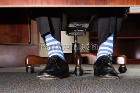 aspettare attesa blu ufficio sedia da