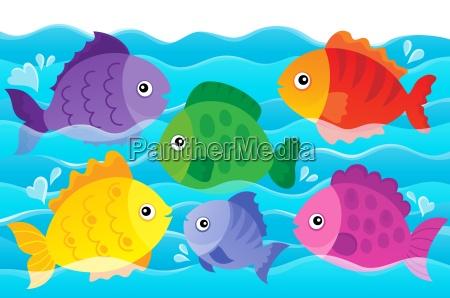 animale fauna animali pesce pesci acquatico