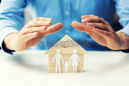 casa costruzione mano mani salute esistere