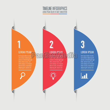 concetto creativo per infographic timeline infographic
