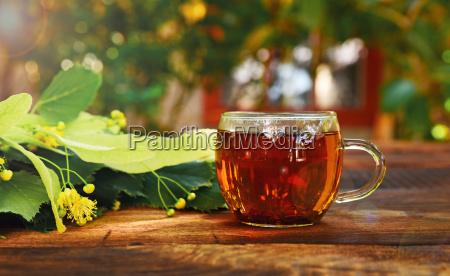 bicchiere cibo te tea bere marrone