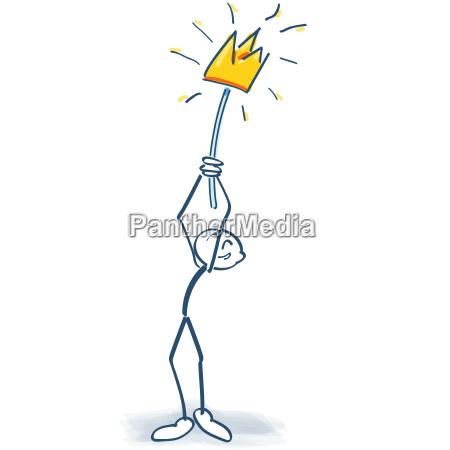 corona picciuolo picciolo gambo imperatore re