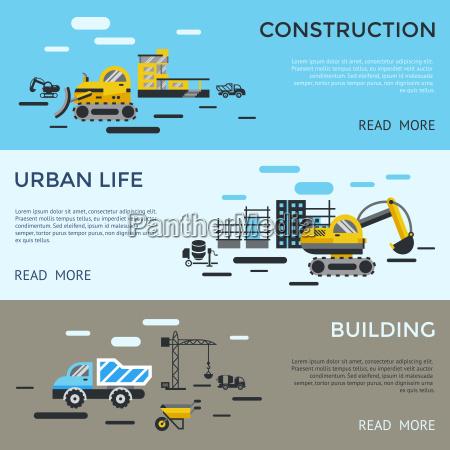 costruzione digitale vector giallo blu traccia