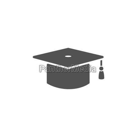 icona di sparviere per laureato