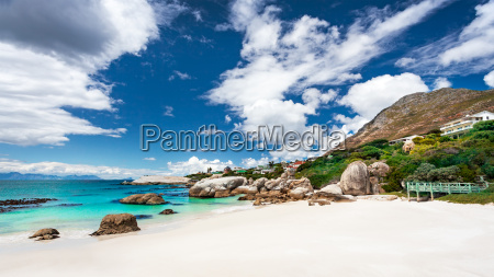 paesaggio balneare sudafricano